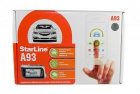 Сигнализация StarLine A93