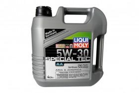 Масло моторное Liqui Moly Spezial Tec AA 5W-30 SN/CF GF-5 4L